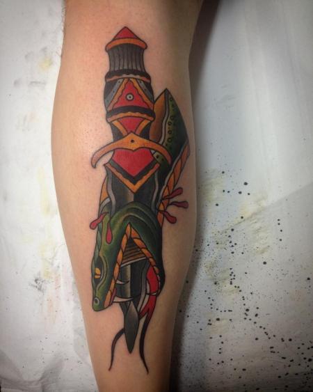 Mein erstes Tattoo