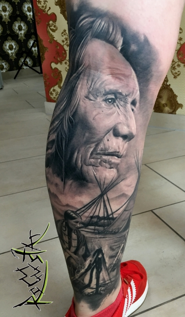 Healed Native