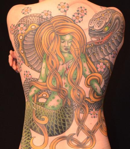 Tattoo Bewertung De: Beste Rücken-Tattoos