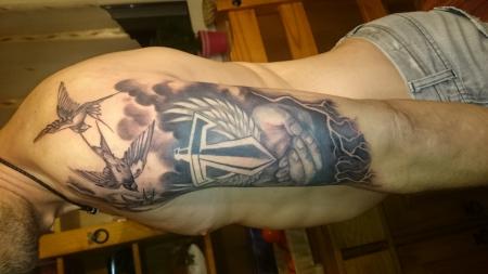 Familien Tattoo