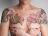 Dekolleté Tattoo