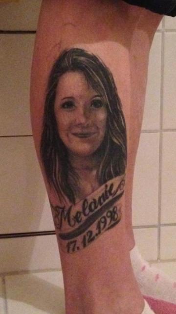 Korrektur Melanie Tattoo