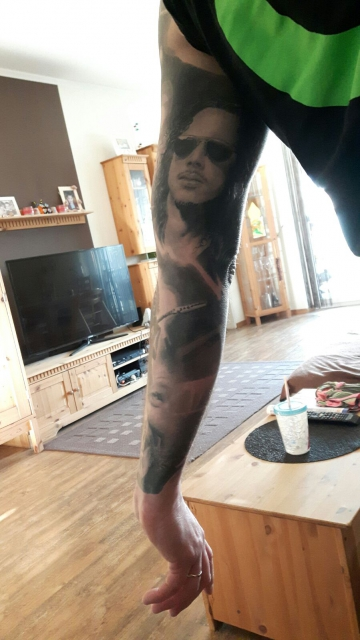 Metallica Full sleeve