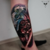 Darth Vader - Star Wars Tattoo