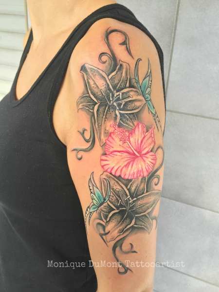 girlsstuff... Blumen und Schmetterlinge