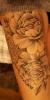Oberschenkel, ca. 3 Monate alt