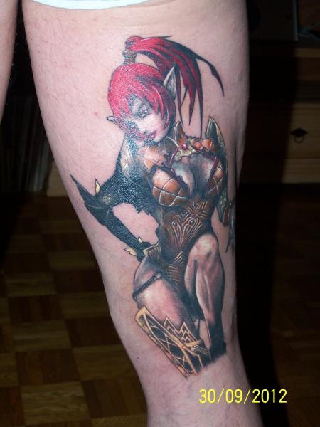 dicker mein tattoo ist fertig jetzt sieht mann es besser tattoos von tattoo. Black Bedroom Furniture Sets. Home Design Ideas