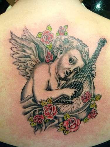Musikalischer Engel