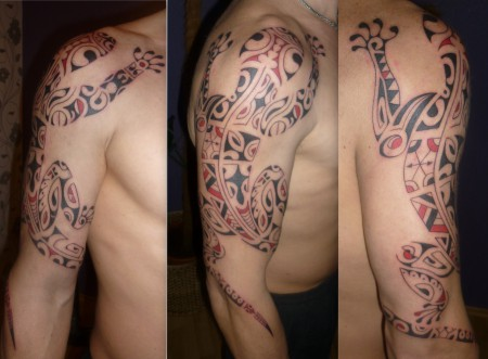 Maori-Tattoo: mein erstes Tattoo  Maori
