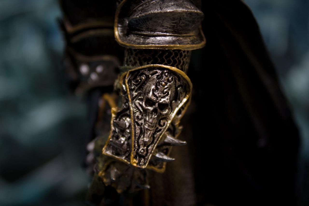 Suche studio die meine idee umsetzen k nnen komme aus for Lich king tattoo
