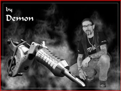 Demon-666 Tattoo's Bild