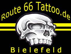 tattoo studio route 66 bielefeld tattoo lass deine tattoos bewerten. Black Bedroom Furniture Sets. Home Design Ideas