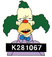 Krusty-der-Clown's Bild