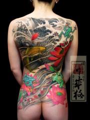 samurai's Bild