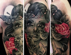 Glorious Ink Tattoo's Bild