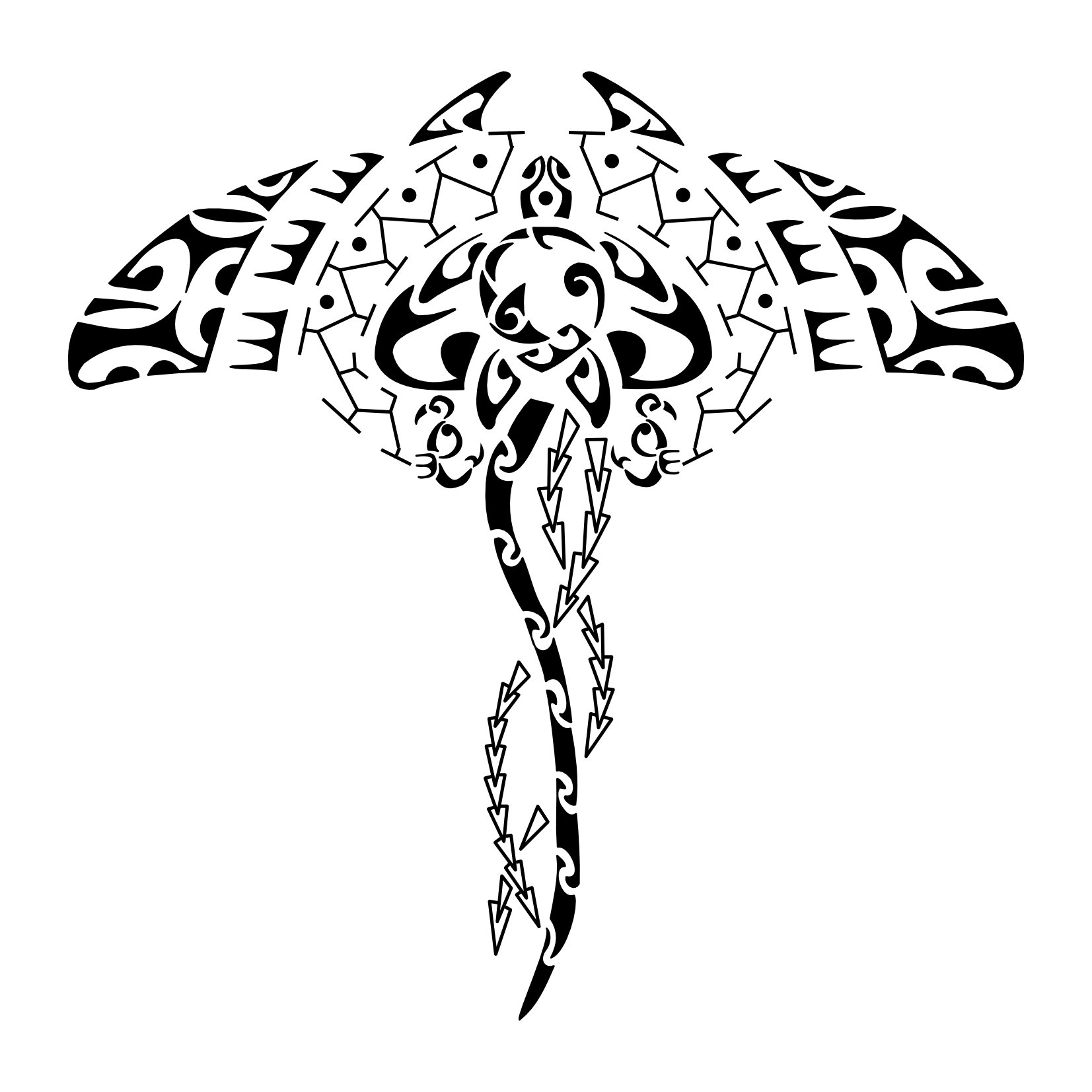 Maori Tattoo Strength: Top Hawaiian Symbols Of Strength Images For Pinterest Tattoos